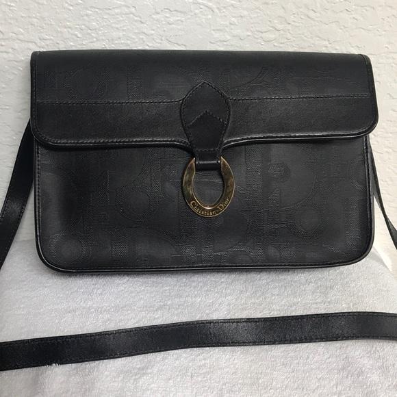 Dior Handbags - Authentic Christian Dior shoulder bag